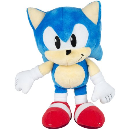 Sonic Collector Series  Large Plush Classic Sonic