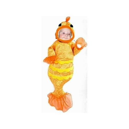 Baby Goldfish Bunting Costume