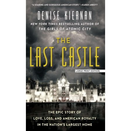 The Last Castle (Hardcover)(Large Print)