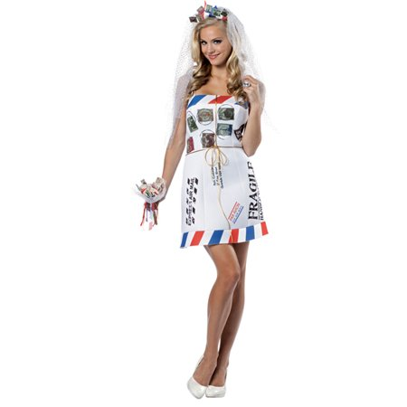 Mail Order Bride Adult Halloween Costume