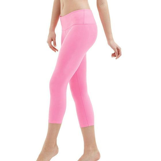 20f332a67f Camellias Corsets - Camellias Womens Yoga Capri Leggings Stretchy ...