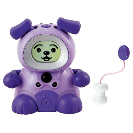 Vtech Kidiminiz KidiDog Interactive Pet Dog - Purple Puppy