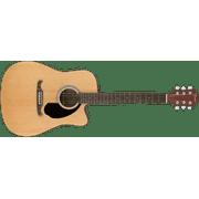 Fender FA-125CE Dreadnought Cutaway Acoustic Electric Guitar
