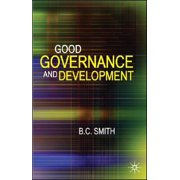 Good Governance and Development Hardcover Edition - 2007
