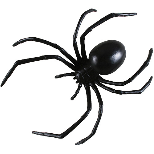 Black Widow Spider Halloween Decoration