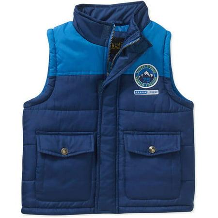 iXtreme Boys' Puffer Vest