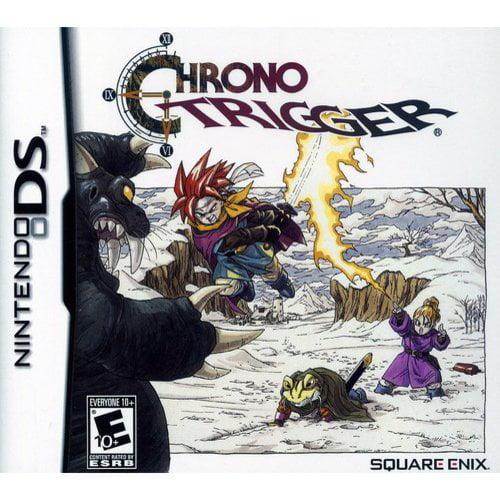 Nintendo DS - Chrono Trigger