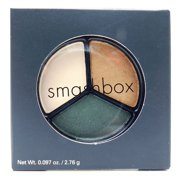 Smashbox Photo Op Eye Shadow Trio Quick Take: Vanilla, Ambient, And Serpent .097 Oz.