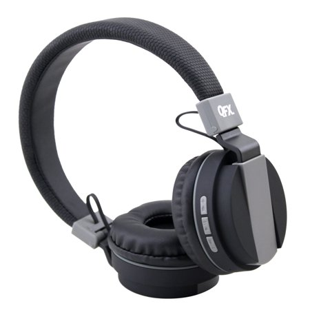 QFX Bluetooth Stereo Headphones