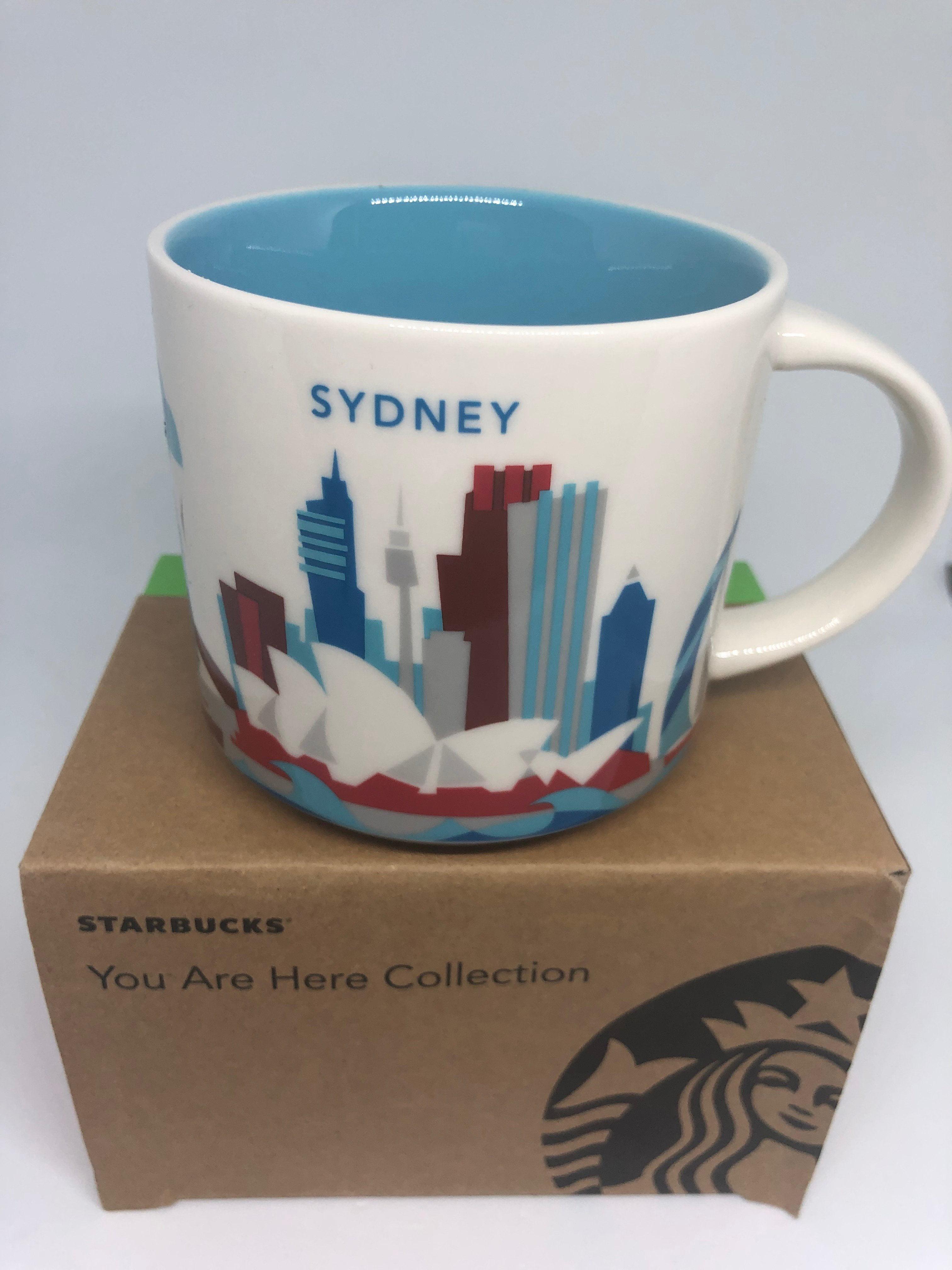 sydney tumbler starbucks city mugs