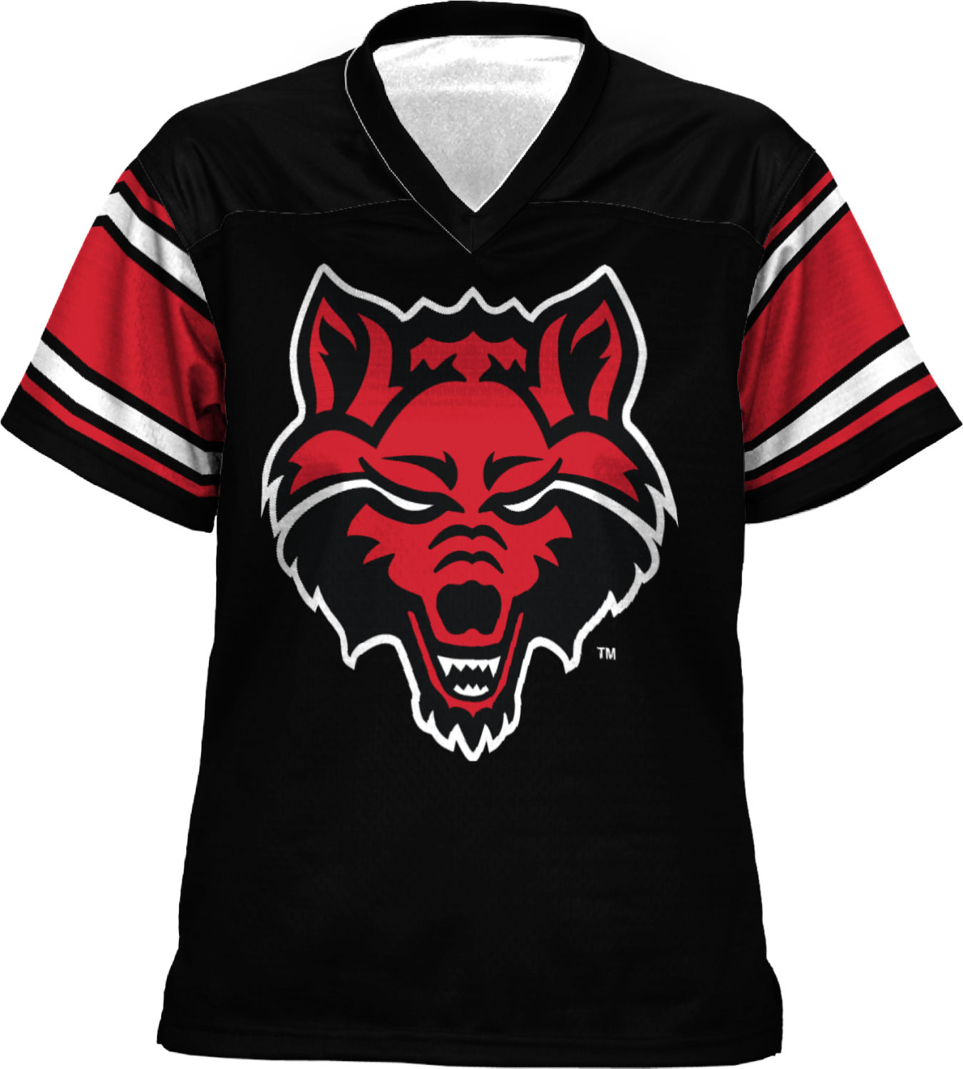 SDSU ProSphere Women/'s San Diego State University Digital Football Fan Jersey