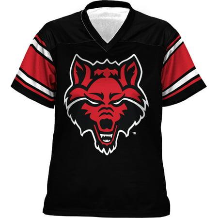 ProSphere Women's Arkansas State University End Zone Football Fan Jersey ()