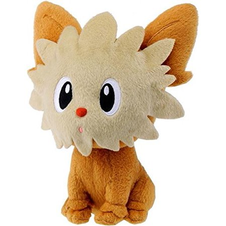 Takaratomy Pokemon Best Wishes Plush Doll - N-26 - Lillipup/Yorterrie - image 1 de 1