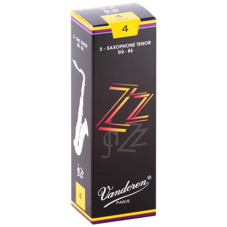 SR424 Tenor Sax ZZ Reeds Strength 4