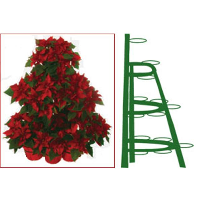 Creative Displays 072W 3. 5ft Half Round Tree Rack