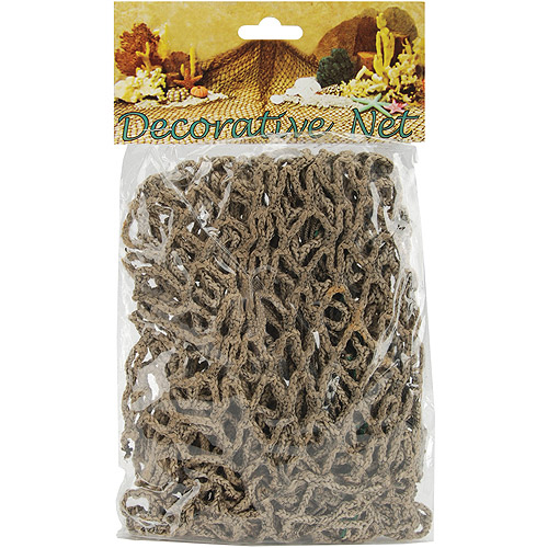 Decorative Fish Net, Natural