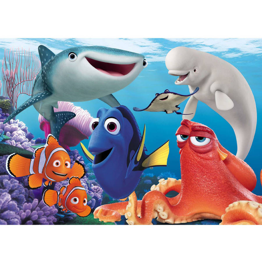 Ravensburger Disney Finding Dory 24-Piece Giant Floor Puzzle