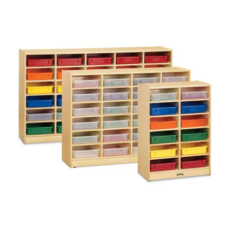 Jonti-Craft Paper-Tray Mobile Storage