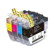 Compatible Brother LC3013 XL / LC3013 Combo Ink Cartridge by Superink