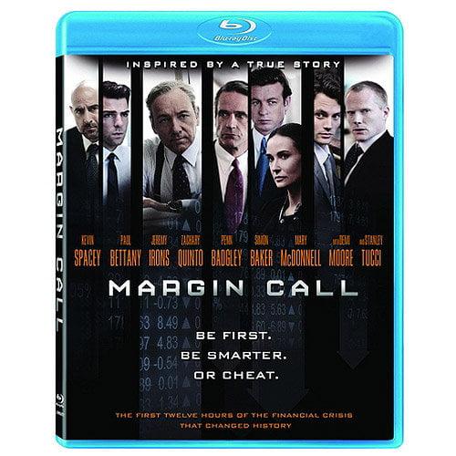 Margin Call (Blu-ray) (With INSTAWATCH) (Widescreen)