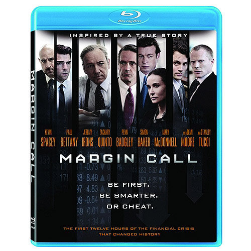 Margin Call (Blu-ray) (With INSTAWATCH) (Widescreen)