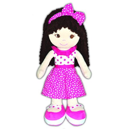 Jessica Pretty in Pink Baby Doll - Pretty Porcelain Dolls