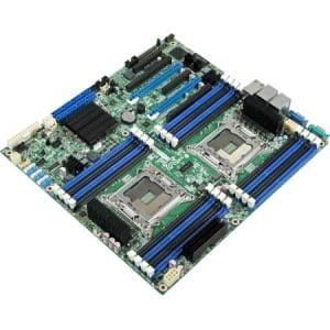 Intel S2600COE Server Motherboard - C600-A Chipset - Socket R LGA-2011 DBS2600COE