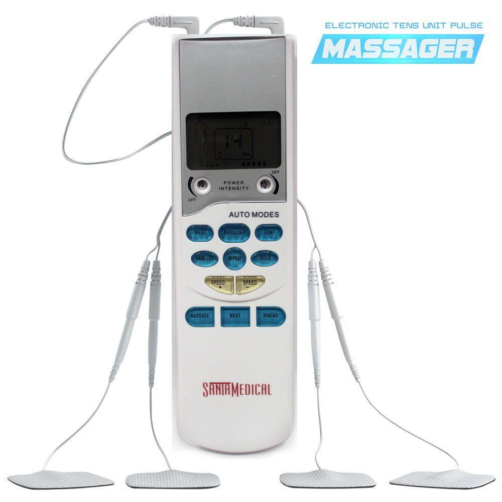 Santamedical LFM-110 Tens Handheld Electronic Pulse Massager Unit