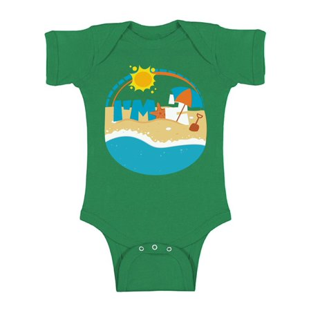 Awkward Styles Second B Day Gifts Baby One Piece Outfit Beach Gifts for 2 Year Old Baby Boy Clothes Birthday Party Baby Bodysuit Short Sleeve Gifts Baby Bodysuit Beach Bodysuit - 2 Year Old Boy Birthday Party Ideas