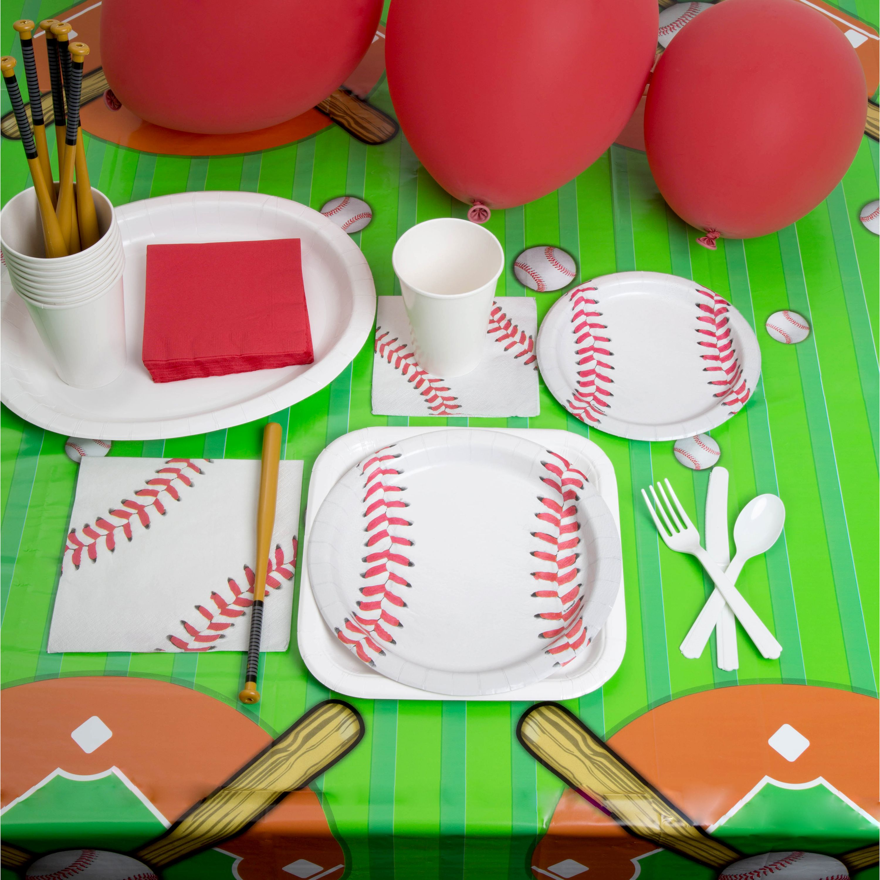Baseball Party Supplies - Walmart.com