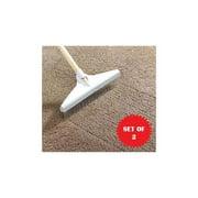 Best Carpet Rakes - CARPET RAKE - SET OF 2 Review