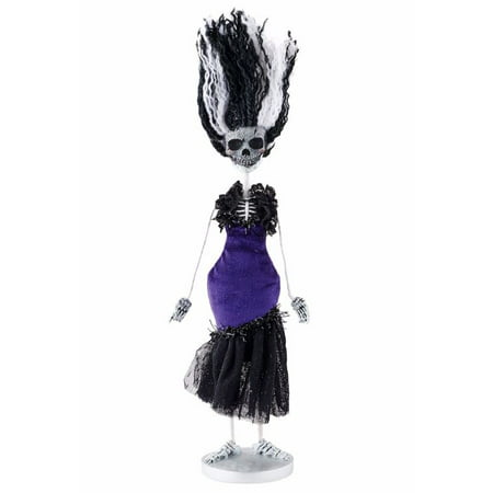 Department 56 Skeleton Halloween Frankenstein's Bride Figurine 4052635 New](Dept 56 Halloween Carnival)