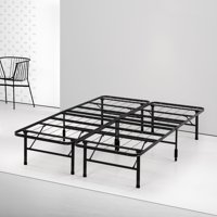 Spa Sensations by Zinus Steel SmartBase Bed Frame Twin-XL