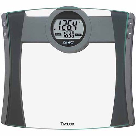 Taylor Glass Calmax And Bmi Electronic Scale