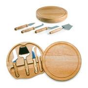 TOSCANA Circo Cheese Cutting Board & Tools Set