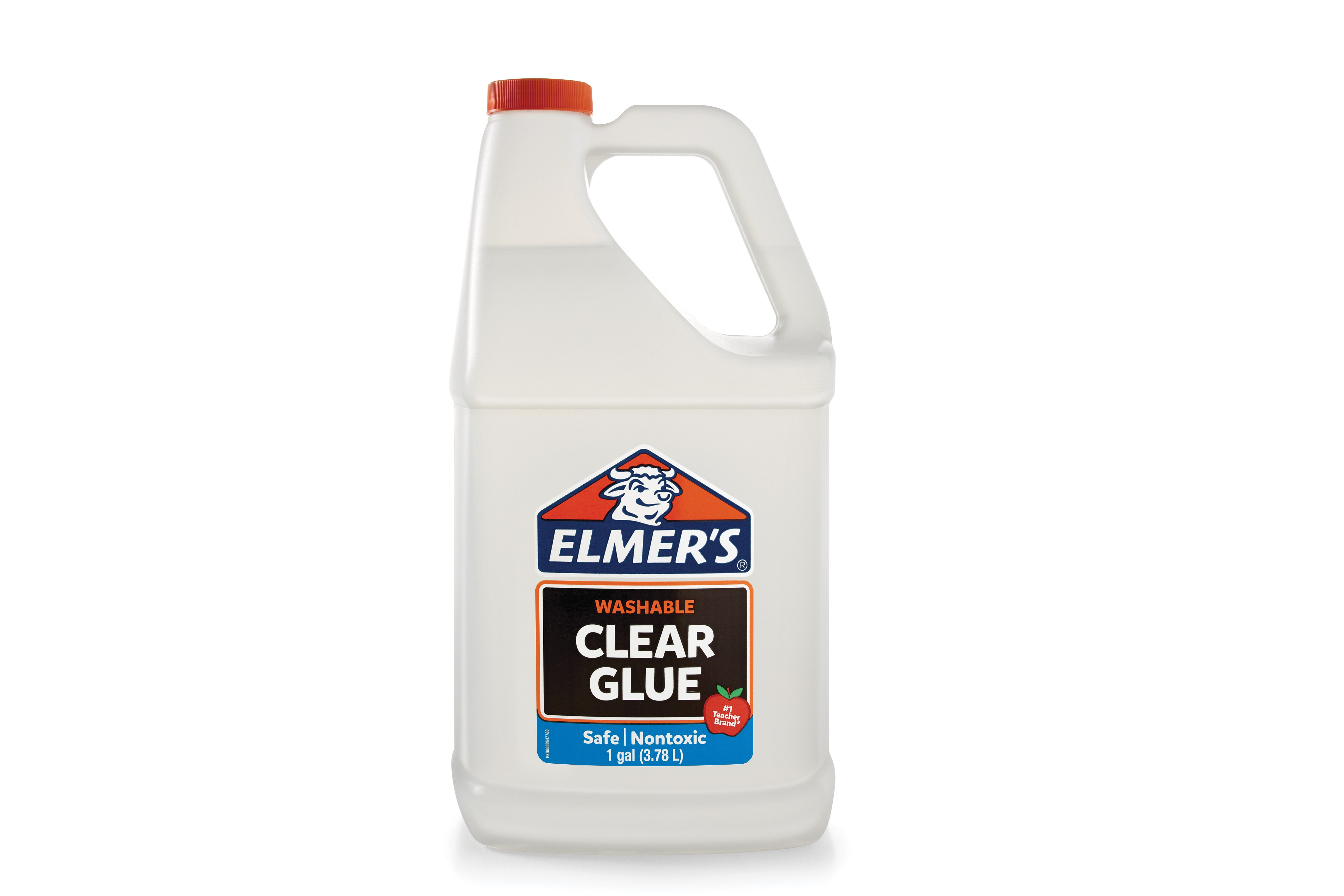 Elmer's Liquid School Glue, Clear, Washable, 1 Gallon Great for Making Slime! by Elmers/X-Acto