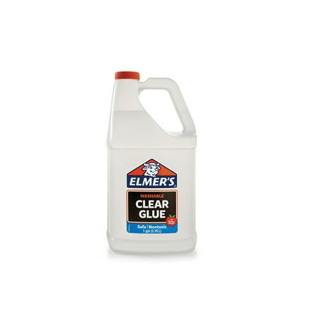 Elmers liquid school glue clear washable 1 gallon great for making elmers liquid school glue clear washable 1 gallon great for making slime ccuart Gallery