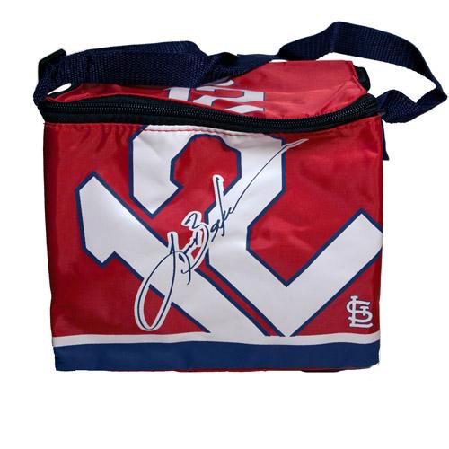 MLB Zipper Lunch Bag St. Louis Cardinals