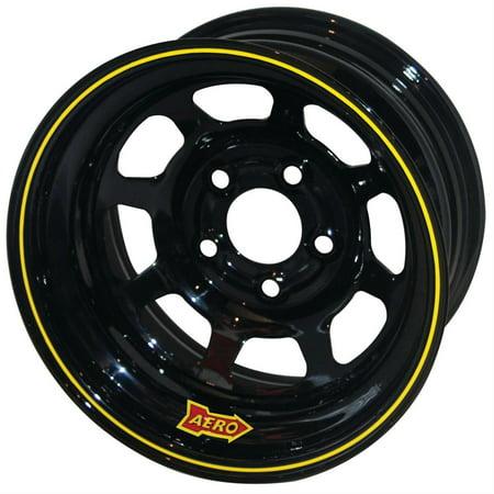 Aero 50-104530 50 Series 15x10 Inch Wheel, 5x4.5 BP, 3 Inch