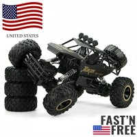 1:8 1:12 1:16 RC Car 4WD Remote Control Vehicle 2.4Ghz Electric Monster Off-Road