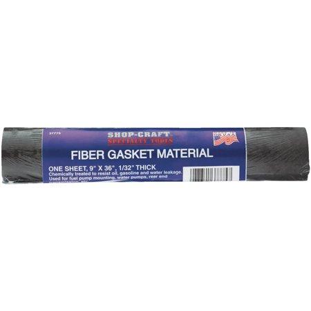 - Fiber Gasket Material