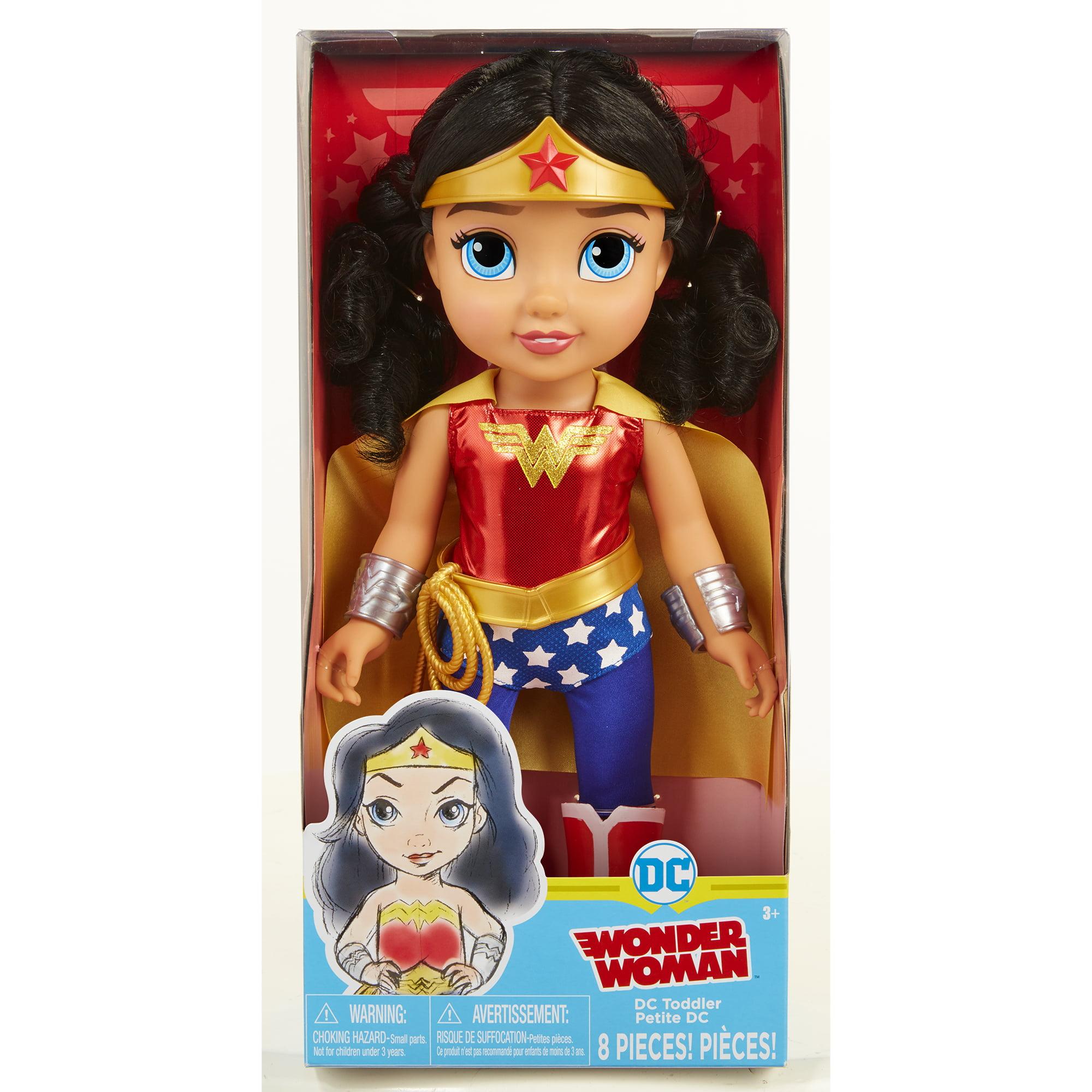 DC Wonder Woman Toddler Doll by Jakks Pacific