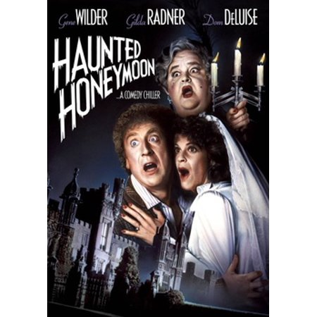 Haunted Honeymoon (DVD) - Halloween Haunt Show 2017