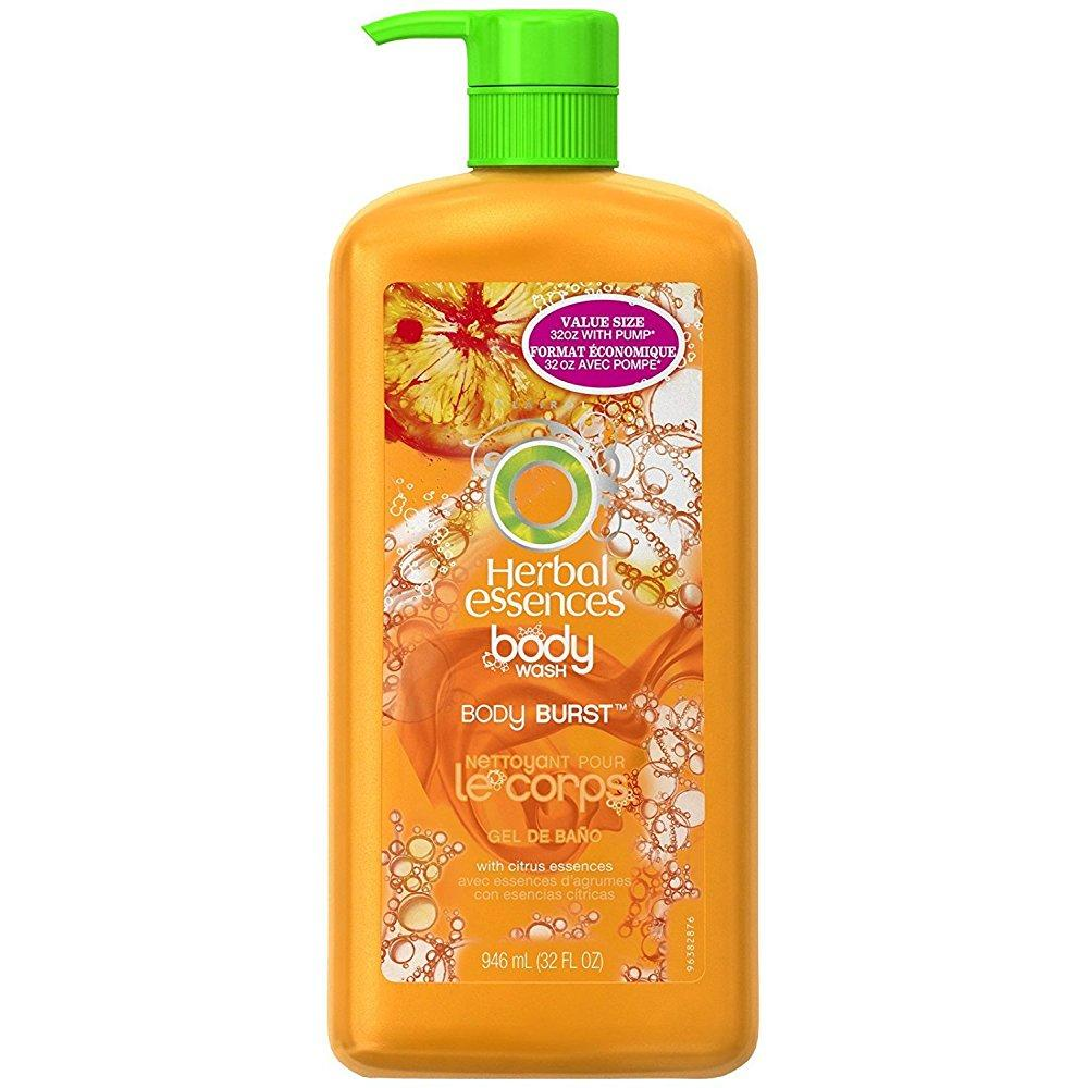 Herbal Essences Body Burst Body Wash, 32 fl oz