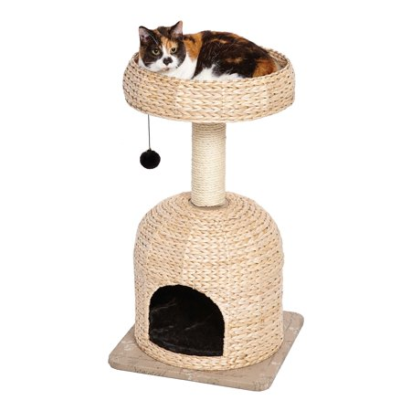 Mid-West Homes Feline Nuvo Fine Scout Cat Tree