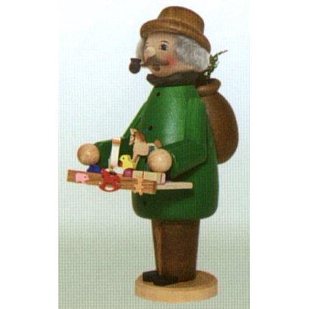 - Toy Animal Vendor German Christmas Incense Smoker Made in Germany New Burner