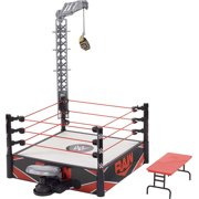 WWE Wrekkin Kickout Ring Playset With Ref Mode & Launcher Mode