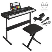 Best Music Keyboards - Best Choice Products 61-Key Beginner Electronic Keyboard Musical Review