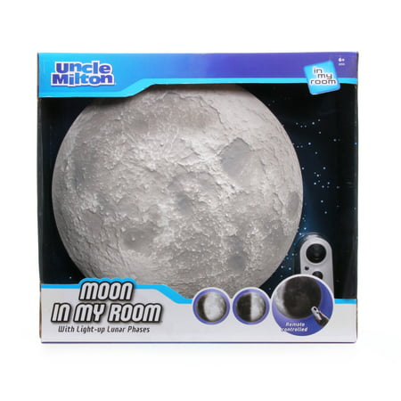 Moon In My Room - Uncle Milton Scientific Educational Toy - Moon In My Room