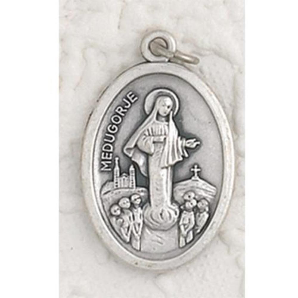 25 Our Lady of Medjugorje Medals